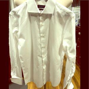 GUC  Dolce SLIM FIT WHITE DRESS SHIRT